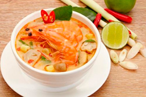 Spicy-Prawn-Soup