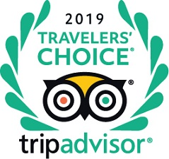 Travelers' Choice Award 2019
